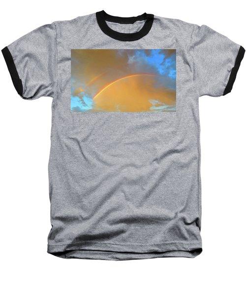 Double Rainbows In The Desert Baseball T-Shirt