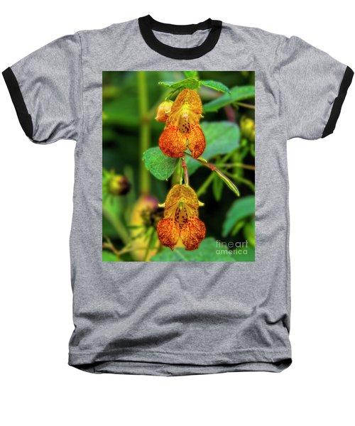 Double Shot Of Jewelweed Baseball T-Shirt