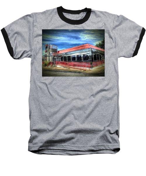 Double T Diner Baseball T-Shirt