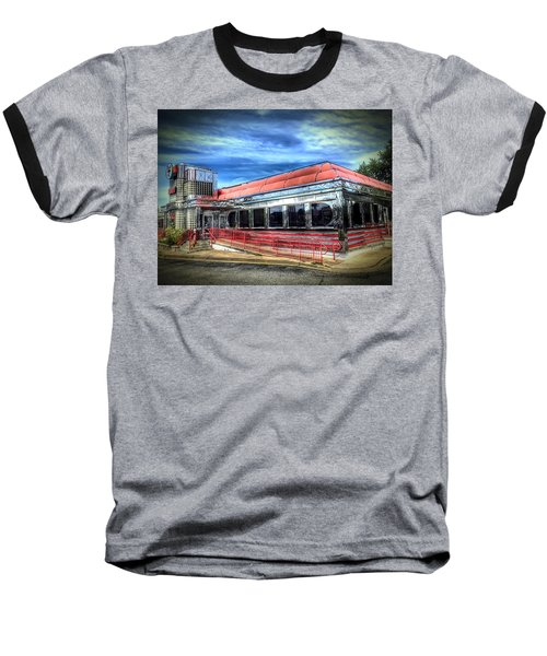 Double T Diner Baseball T-Shirt
