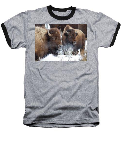 Double Vision Baseball T-Shirt