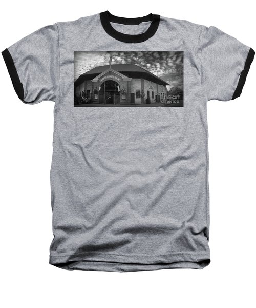 Doubleday Field Park Baseball T-Shirt