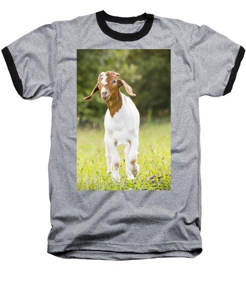 Dougie The Goat Baseball T-Shirt