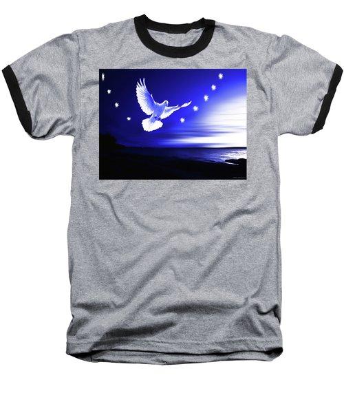 Dove Delight Baseball T-Shirt