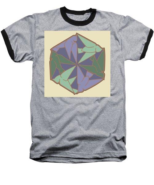 Doves Logo Color Baseball T-Shirt