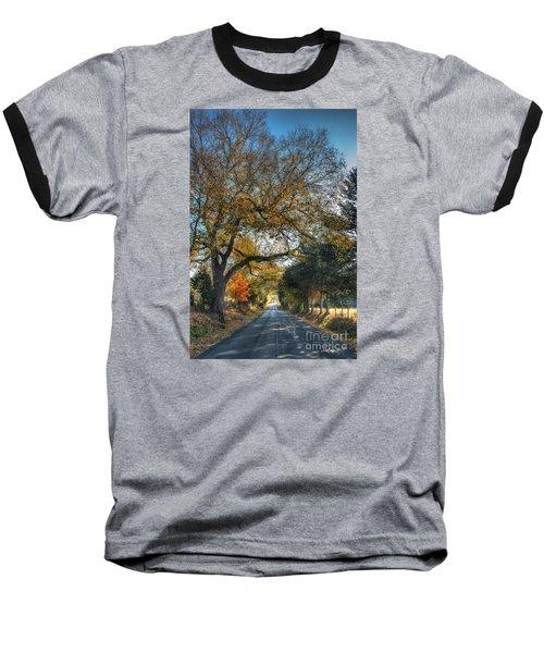 Down A Berger Lane Baseball T-Shirt