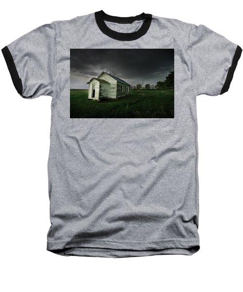 Down At The Schoolyard Baseball T-Shirt