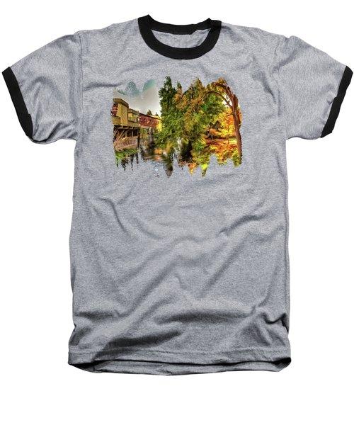 Down By The Creek Baseball T-Shirt