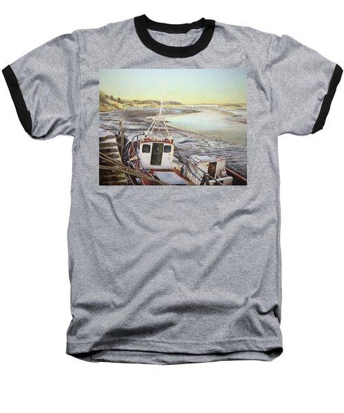 Down By The Docks Baseball T-Shirt