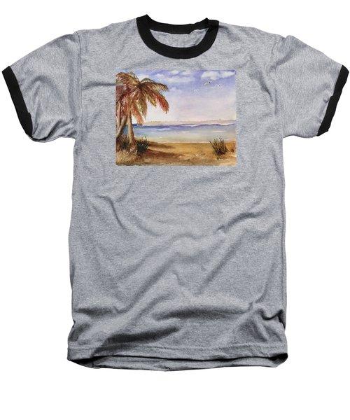 Down By The Sea Baseball T-Shirt