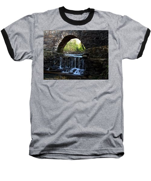Down In The Park Baseball T-Shirt
