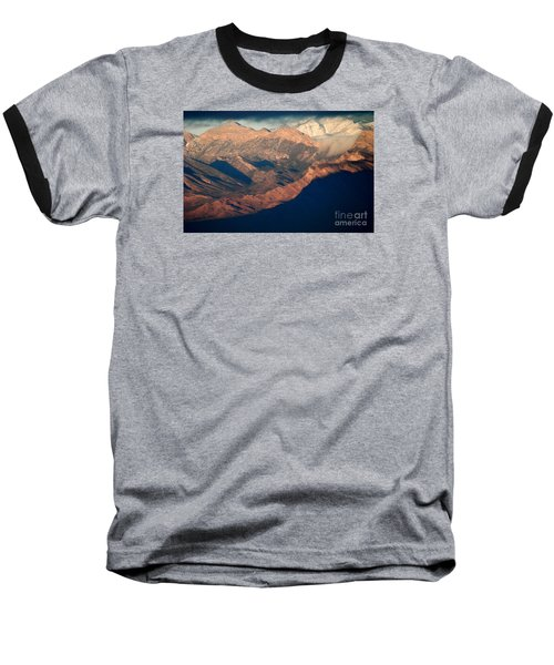 Down Into The Valley Baseball T-Shirt