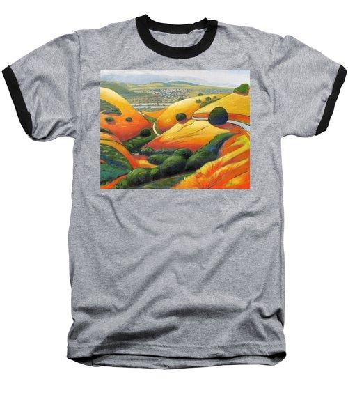 Down Metcalf Road Baseball T-Shirt