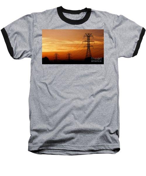 Down The Line Baseball T-Shirt