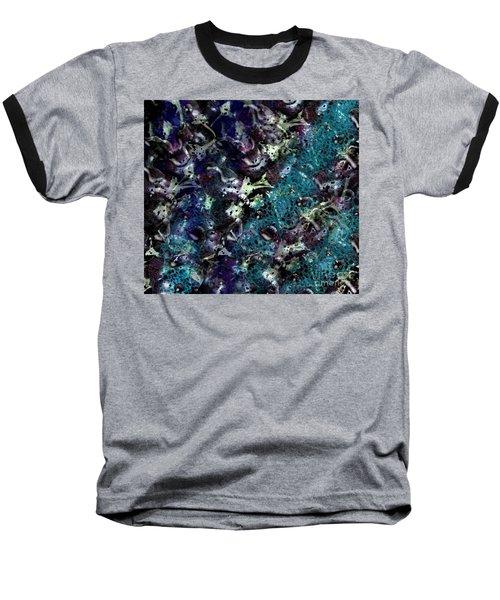 Down The Rabbit Hole Baseball T-Shirt