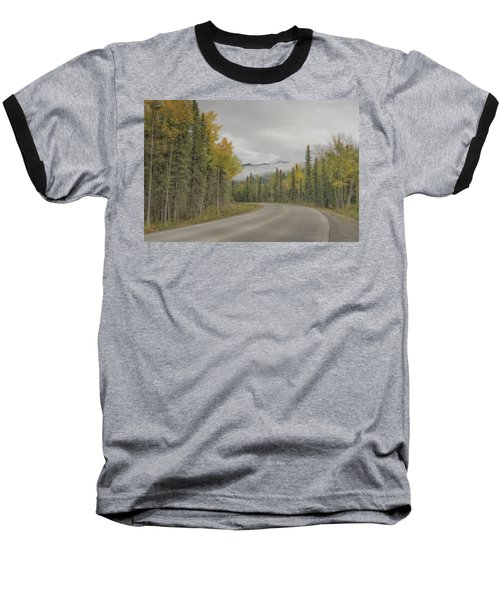 Down The Road  Baseball T-Shirt