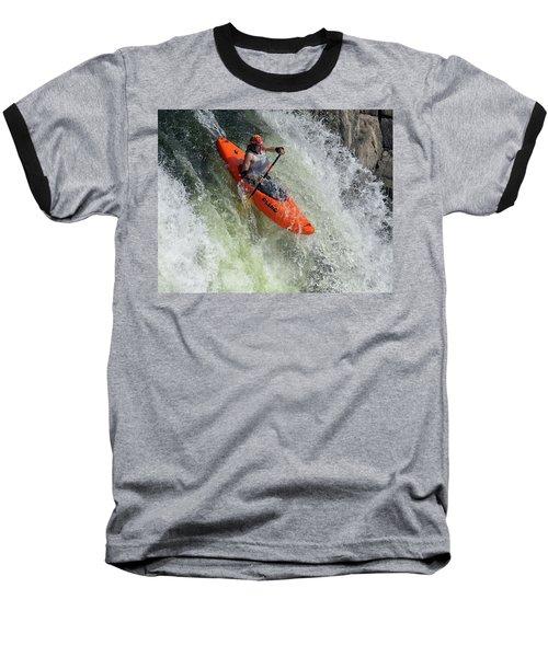 Down The Spout Baseball T-Shirt