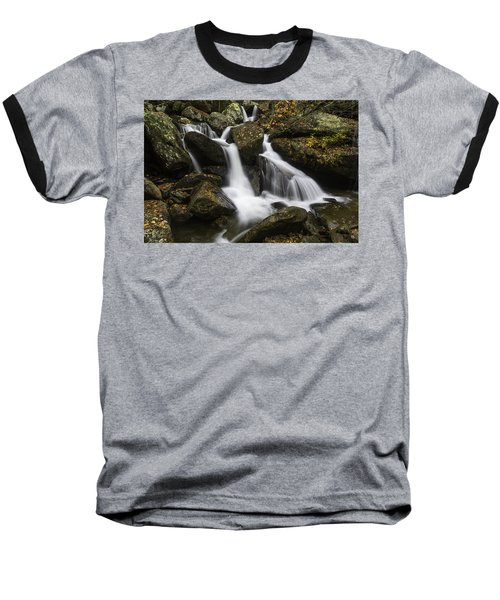 Downhill Flow Baseball T-Shirt