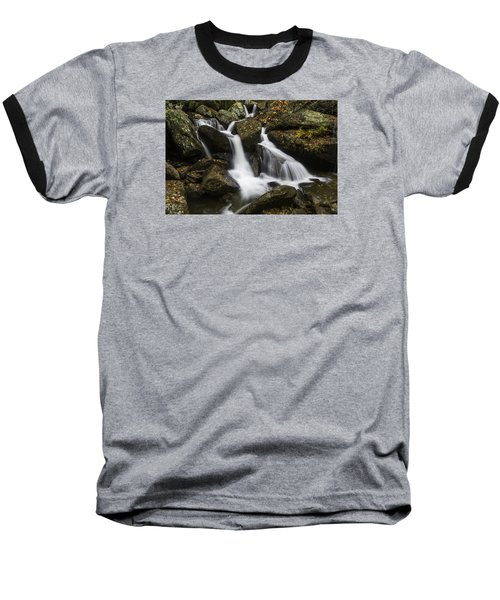 Downhill Flow Baseball T-Shirt