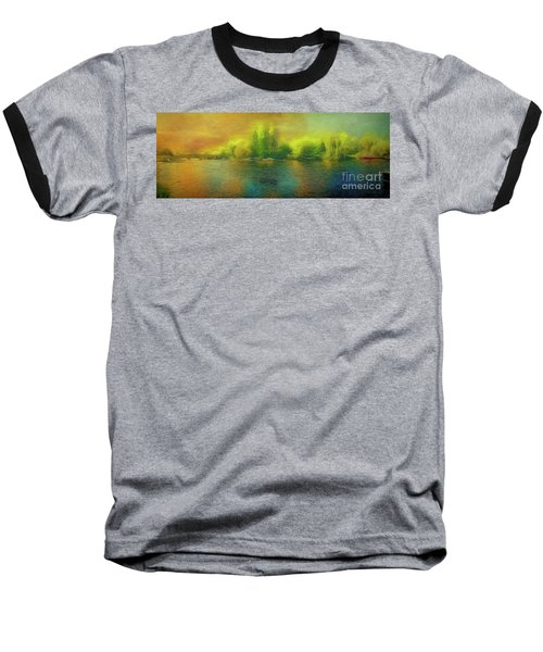 Downriver Glow Baseball T-Shirt