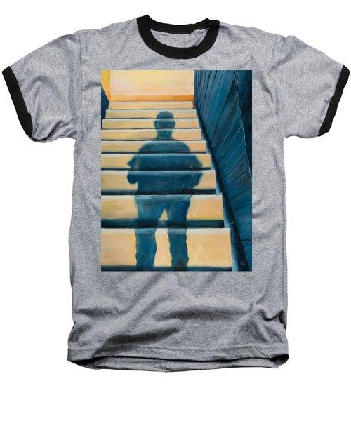 Downstairs Baseball T-Shirt