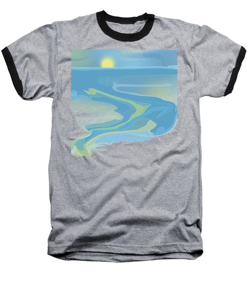 Downstream Baseball T-Shirt