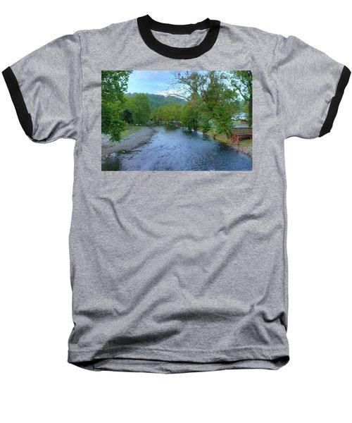 Downstream Baseball T-Shirt