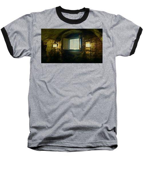 Downtown Dungeon Baseball T-Shirt