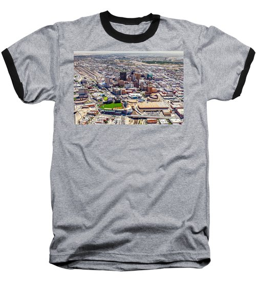 Downtown El Paso Baseball T-Shirt