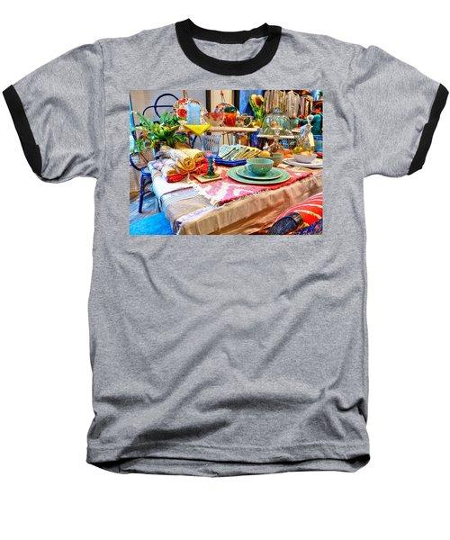 Downtown Greenville Baseball T-Shirt
