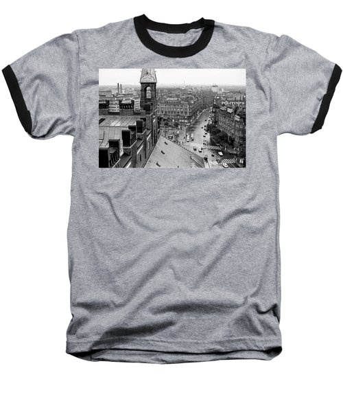 Downtown Kobenhavn  Baseball T-Shirt