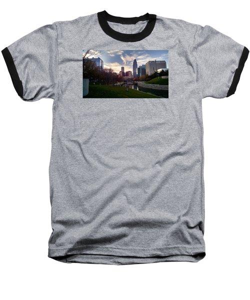 Downtown Omaha Baseball T-Shirt
