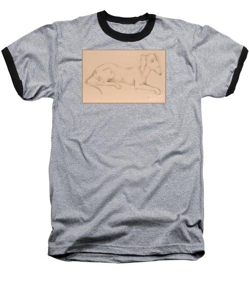 Doxies, Bad To The Bone Baseball T-Shirt
