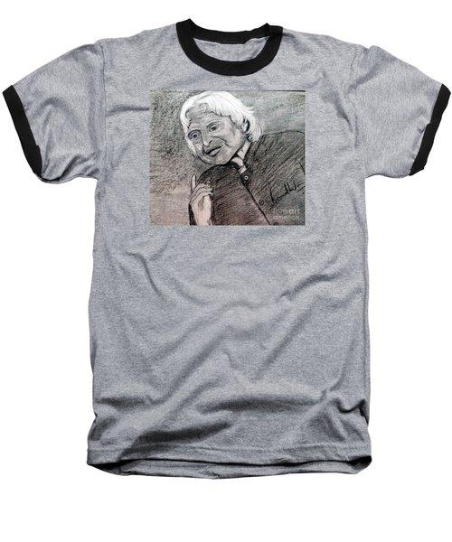 Dr. Abdul Khalam Baseball T-Shirt