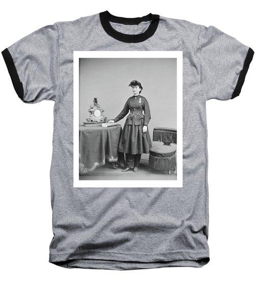 Dr. Mary Walker Baseball T-Shirt
