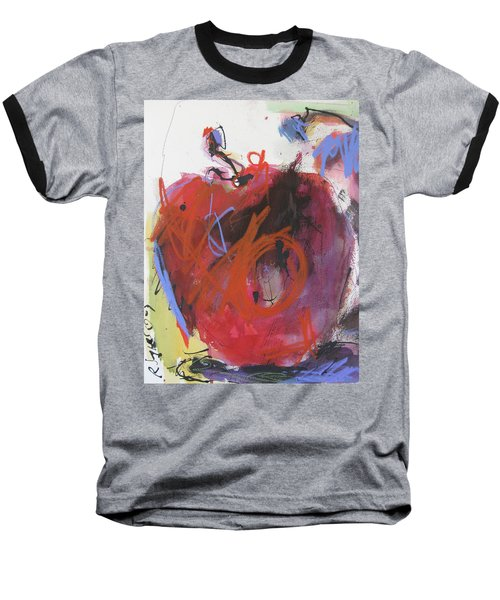 Baseball T-Shirt featuring the painting Dr. Repellent by Robert Joyner