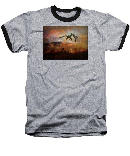 Dracarys Baseball T-Shirt