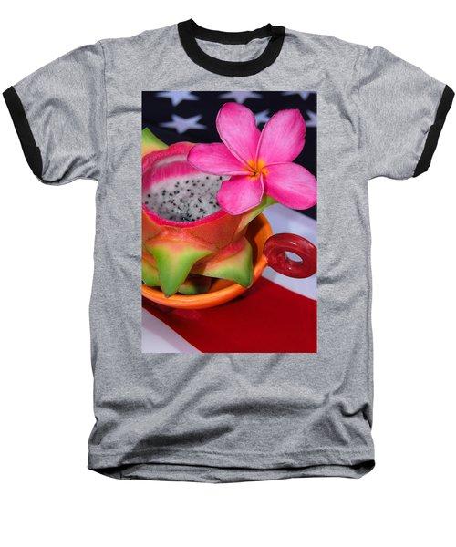 Dragon Fruit Baseball T-Shirt
