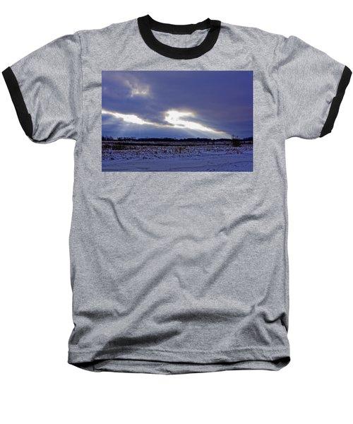 Dragon Light Baseball T-Shirt