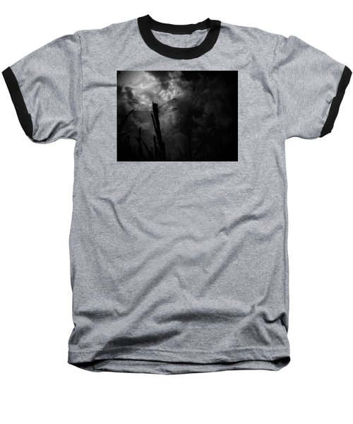 Dragon Noir Baseball T-Shirt