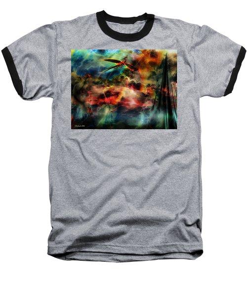 Dragon Realms Vi Baseball T-Shirt