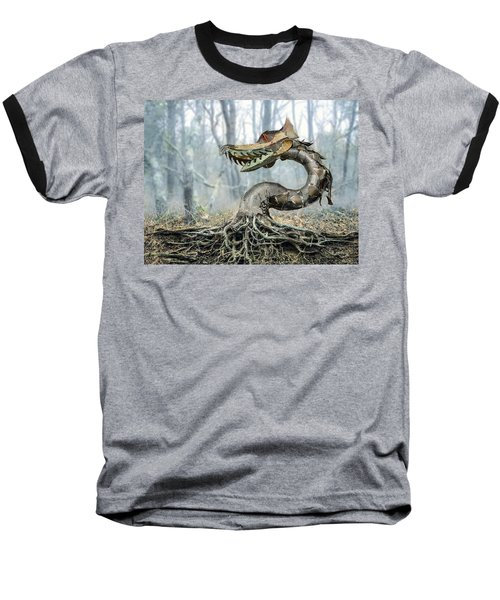 Dragon Root Baseball T-Shirt