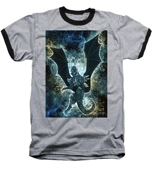 Dragon Spirit Baseball T-Shirt