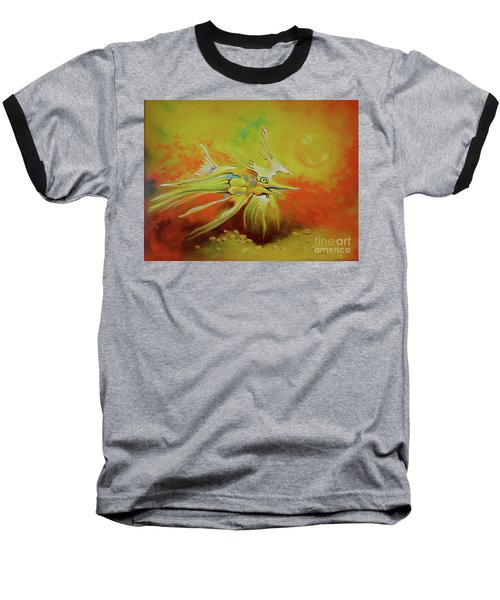 Dragonfish Baseball T-Shirt