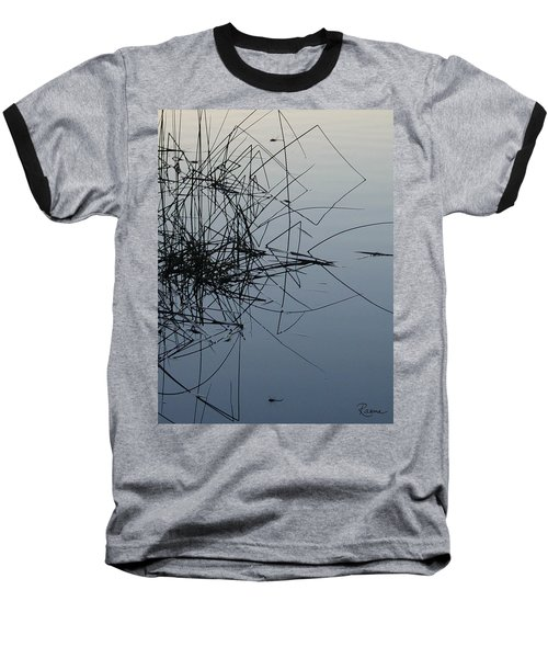 Dragonfly Reflections Baseball T-Shirt