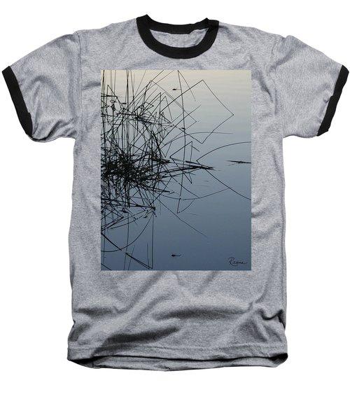 Dragonfly Reflections Baseball T-Shirt