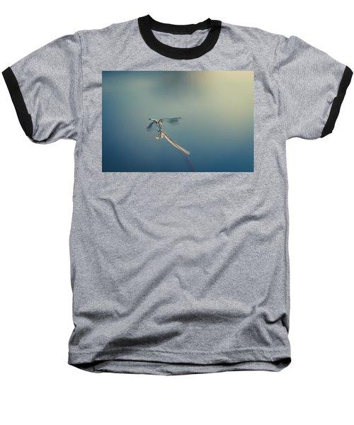 Baseball T-Shirt featuring the photograph Dragonlady by Shane Holsclaw