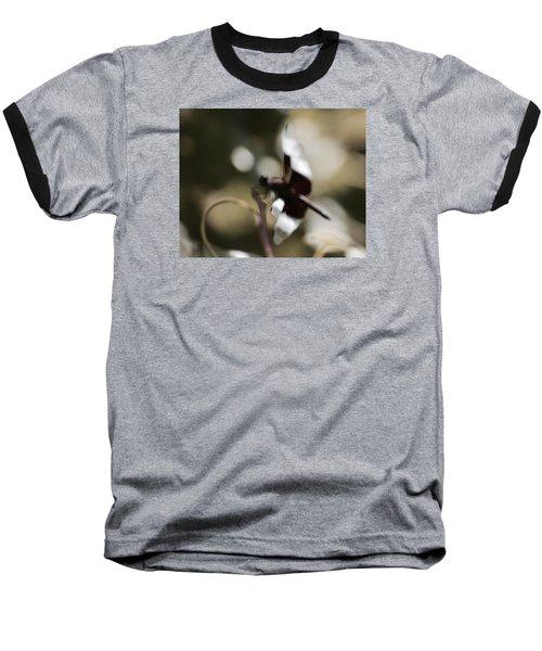 Dragonlights Baseball T-Shirt by Tim Good