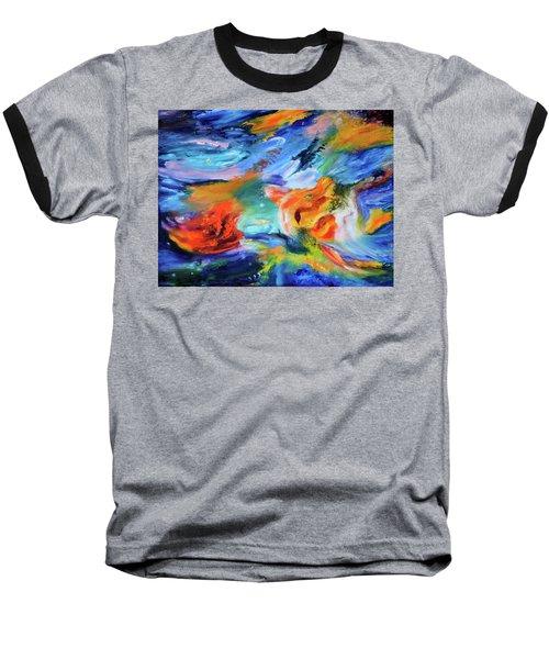 Dragon's Head Nebula Baseball T-Shirt