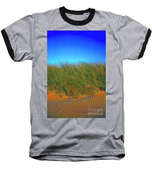 Drake's Island Beach Baseball T-Shirt